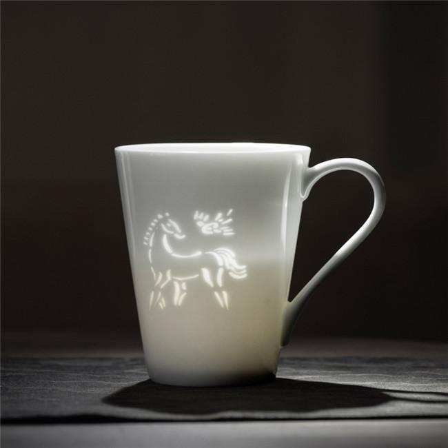 十二生肖马克杯